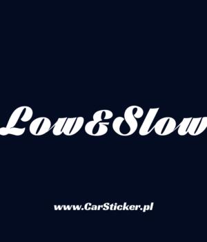 low&slow
