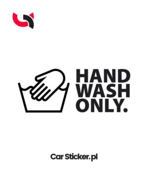 hand-wash-only