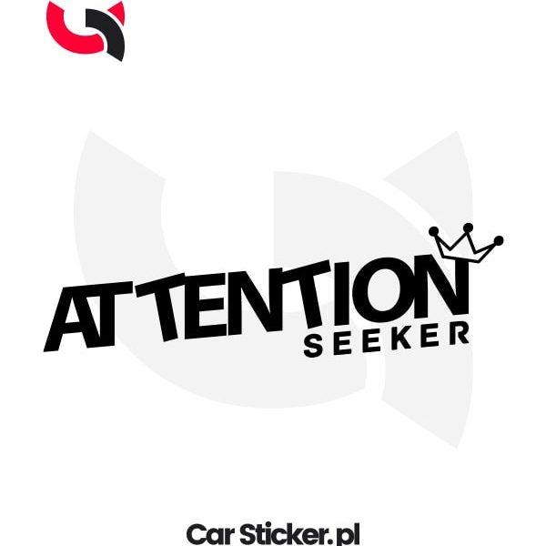 attention-seeker