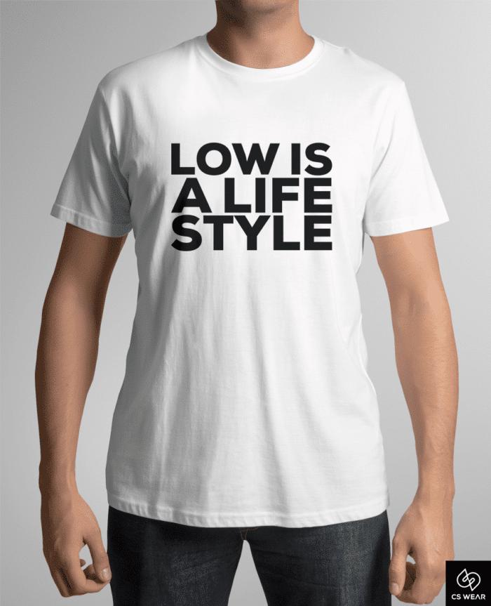 koszulka-low-is-a- life-style2