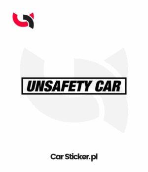 naklejka-unsafety-car