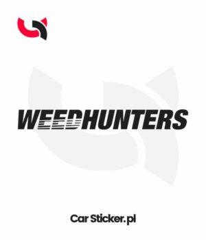 naklejka-weed-hunters