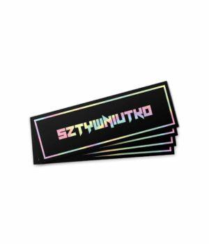 slap-sticker-holo-sztywniutko