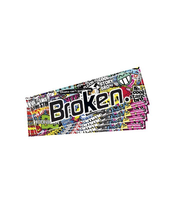 slap-sticker-broken